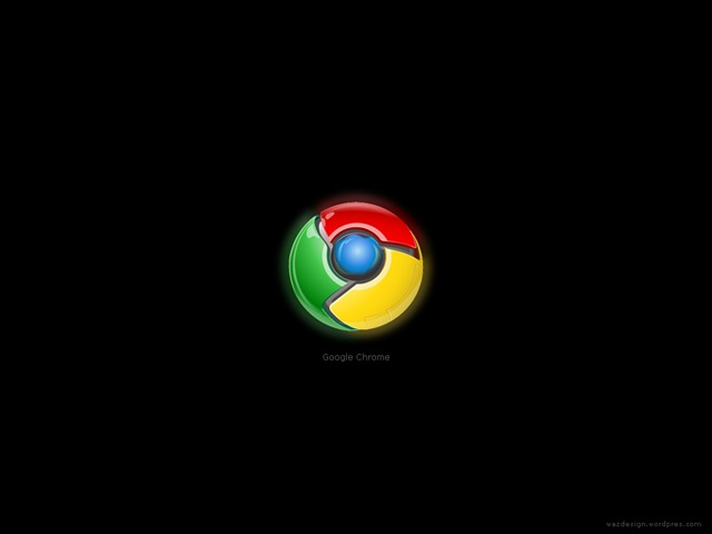 chrome wallpaper wazdesign