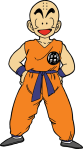 Krillin Dragon Ball z