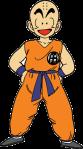 Krillin Dragon Ball z